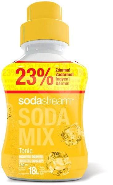 SodaStream Tonic - Příchuť