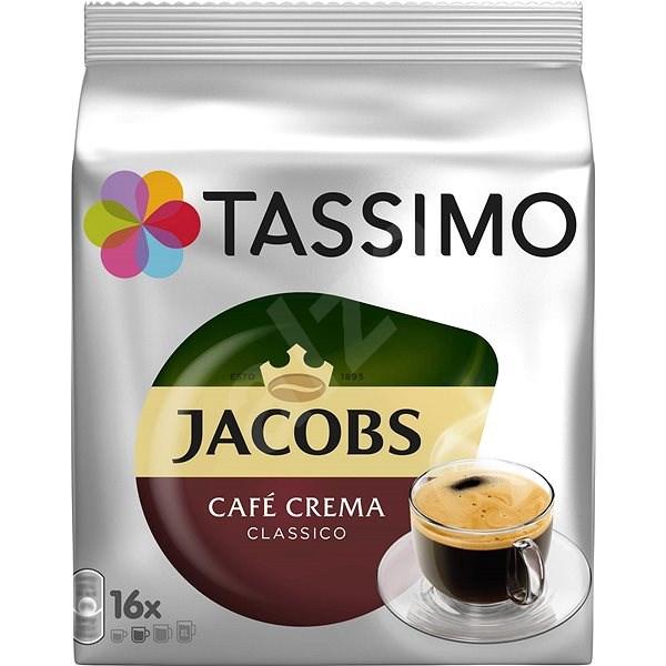 TASSIMO Jacobs Krönung Café Crema 16 porcí - Kávové kapsle