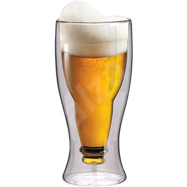 Maxxo Termo Sklenice na pivo Beer 1ks 350ml - Termosklenice