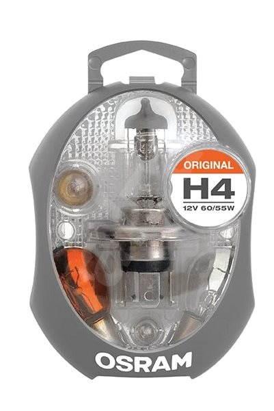 OSRAM náhradní sada H4/12V - Sada autožárovek