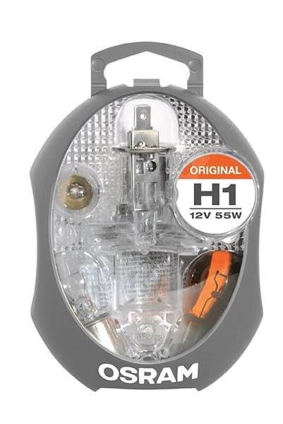OSRAM náhradní sada H1/12V - Sada autožárovek
