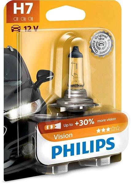 PHILIPS H7 Vision - Autožárovka