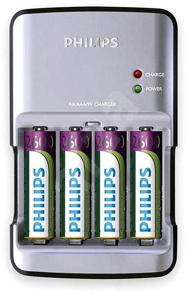 Phillips SCB4400NB - Rychlonabíječka