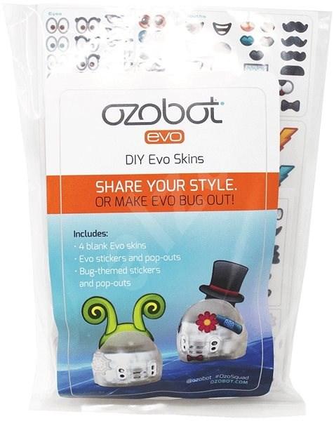 Ozobot EVO D-I-Y Sada vyměnitelných skinů - Příslušenství pro robota