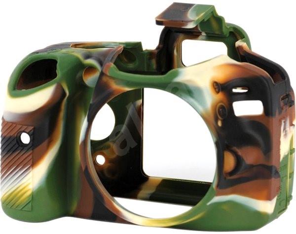 Easy Cover Reflex Silic pro Nikon D3200 maskované - Pouzdro na fotoaparát
