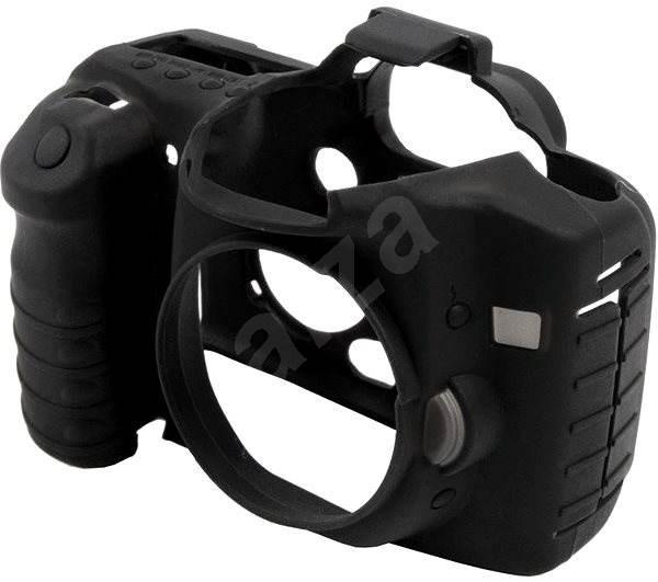 Easy Cover Reflex Silic pro Canon 50D černé - Pouzdro na fotoaparát