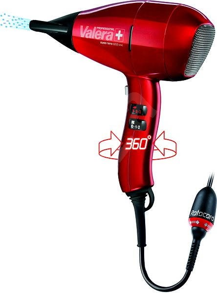 Valera Swiss Nano 9200 Ionic Rotocord - Hair Dryer