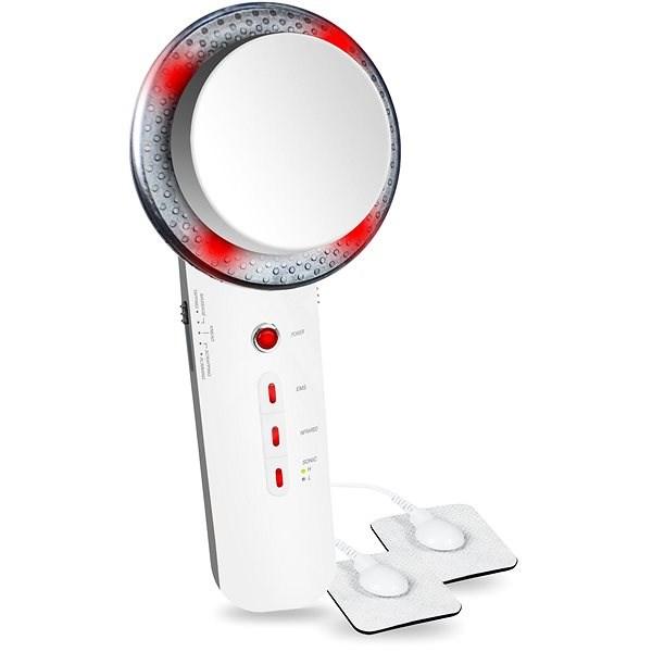 Beauty Relax Ultrazvuková kavitace 3v1 - Masážní přístroj