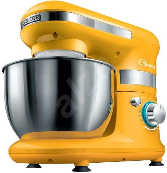 SENCOR STM 3016YL žlutý - Kuchyňský robot