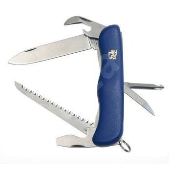 Mikov Praktik 115-NH-6/BK modrý - Nůž