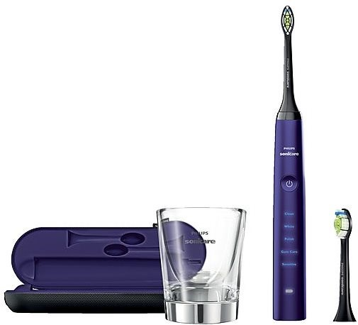 Kartáček Philips Sonicare DiamondClean HX9372/04