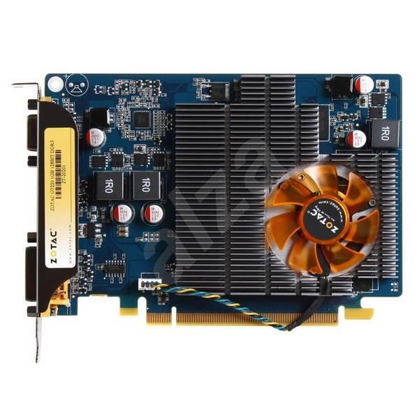 ZOTAC GeForce GT220 1GB DDR3 Standard Edition - Grafická karta