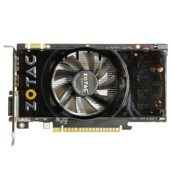 ZOTAC GeForce GTS450 1GB DDR5 SE V2 - Grafická karta