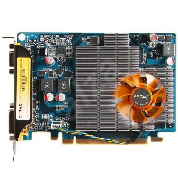 ZOTAC GeForce GT220 1GB DDR2 Synergy Edition - Grafická karta