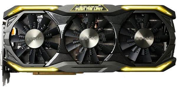 ZOTAC GeForce GTX 1080 AMP Extreme - Grafická karta