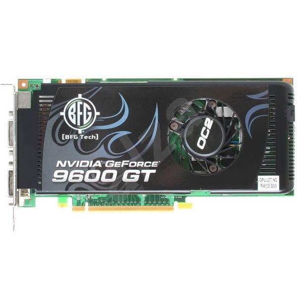 BFG 9600GT OC2 - Grafická karta