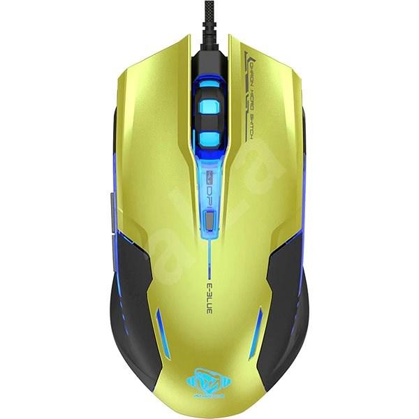 E-Blue Auroza G Green - Herní myš
