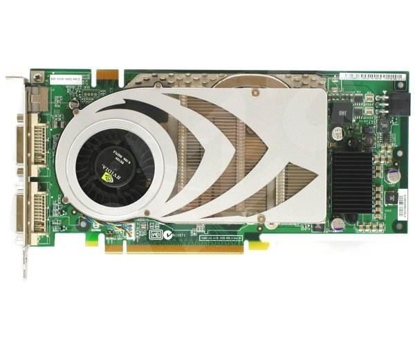 ASUS EN7800GTX/2DHTV 256MB, NVIDIA GeForce 7800GTX PCIe x16 SLi 2xDVI - Grafická karta
