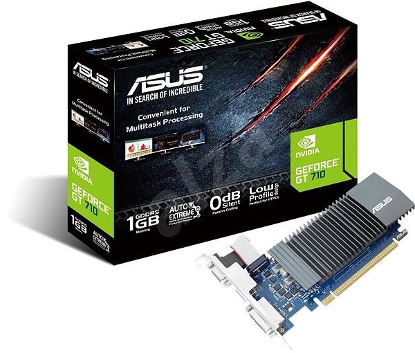 ASUS GT710-SL-1GD5 - Grafická karta