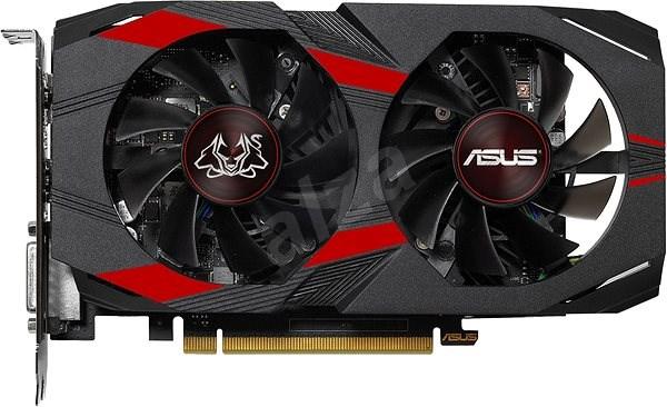 ASUS CERBERUS GeForce GTX 1050TI O4G - Grafická karta
