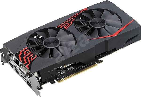 ASUS EXPEDITION GeForce GTX 1060 6G - Grafická karta