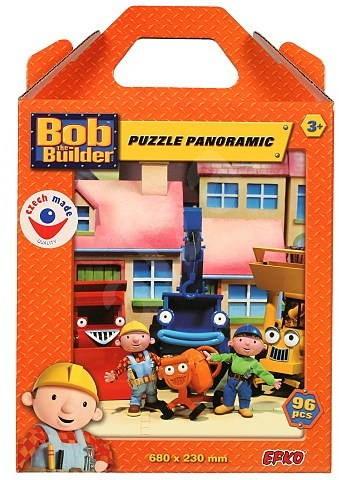 Puzzle PANORAMIC II. - Bořek stavitel  -