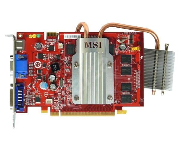MSI NX8600GT-TD512EZ/D2  - Grafická karta
