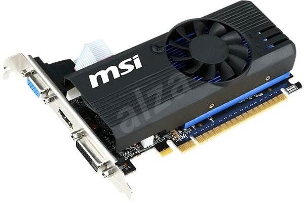 MSI N730K-1GD5/LP - Grafická karta