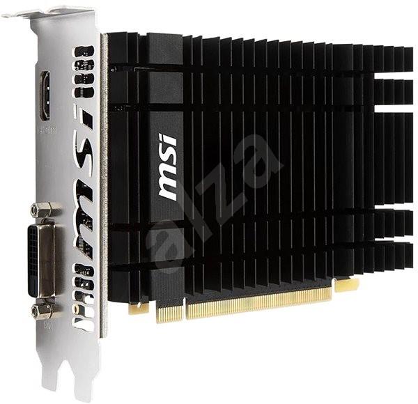 MSI GeForce GT 1030 2GH OC - Grafická karta
