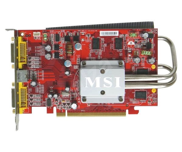 MSI RX1650PRO-TD256EZ - Grafická karta
