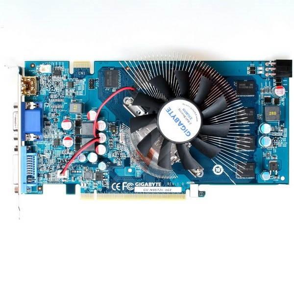 GIGABYTE N96TZL-512I - Grafická karta