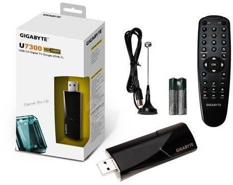 GIGABYTE GT-U7300 - Externí USB tuner