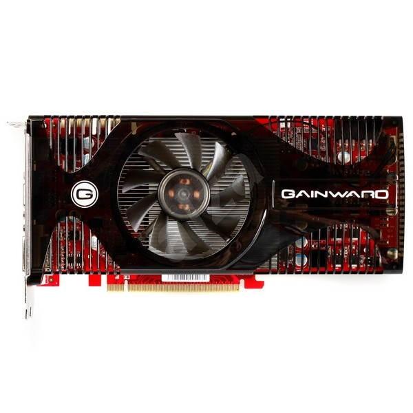 GAINWARD BLISS GTS250 512MB DDR3 Green Edition - Grafická karta