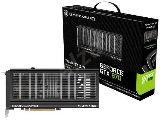 GAINWARD GTX970 Phantom 4GB DDR5 - Grafická karta