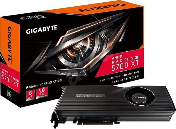 GIGABYTE Radeon RX 5700 XT 8G - Grafická karta