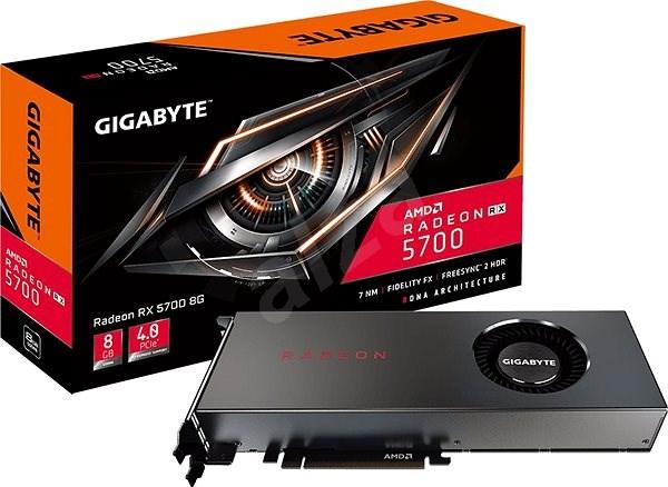 GIGABYTE Radeon RX 5700 8G - Grafická karta