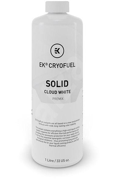 EK Water Blocks CryoFuel Solid Cloud - bílá - Chladící kapalina