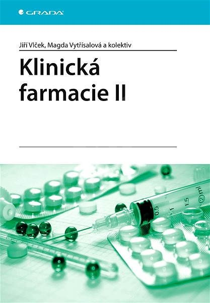 Klinická farmacie II - Jiří Vlček