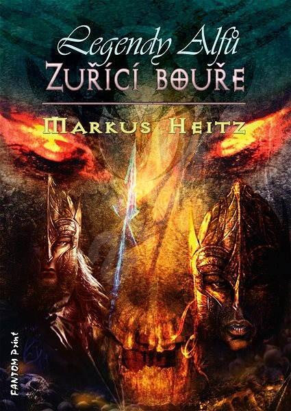 Zuřící bouře - Markus Heitz