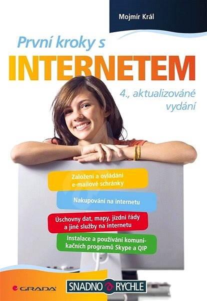 První kroky s internetem - Mojmír Král