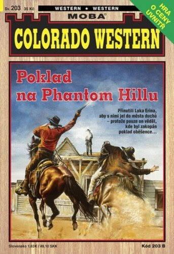 Poklad na Phantom Hillu - John Kirby