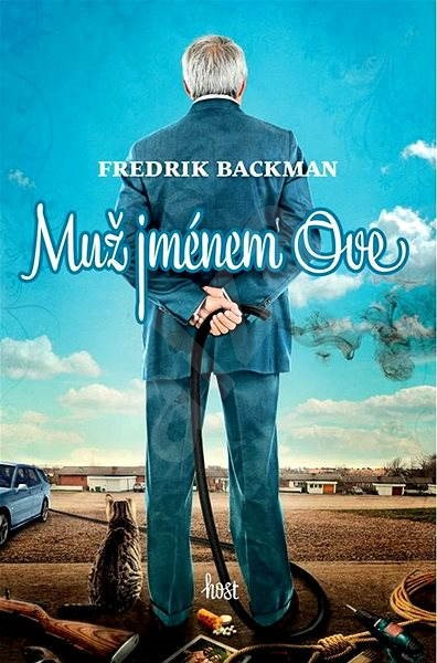 Muž jménem Ove - Fredrik Backman