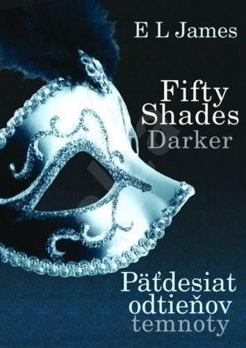 Fifty Shades Darker - Päťdesiat odtieňov temnoty (SK) - E L James