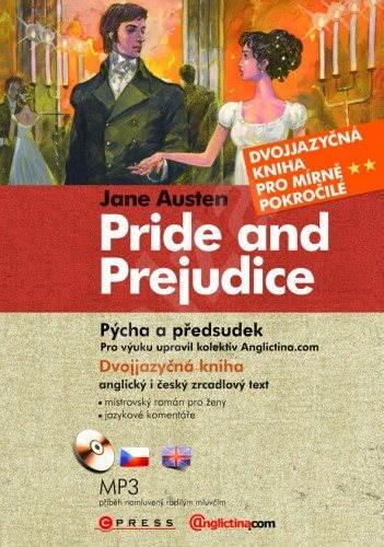 Pýcha a předsudek - Pride and Prejudice - Jane Austen