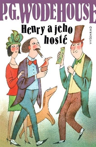 Henry a jeho hosté - Pelham Grenville Wodehouse