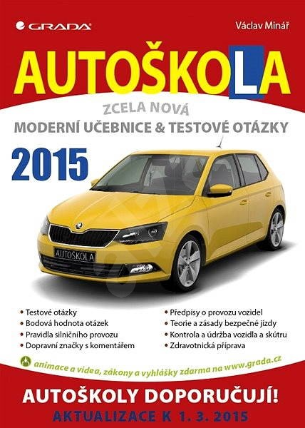 Autoškola - Václav Minář