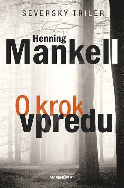 O krok vpredu (SK) - Henning Mankell