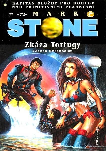 Zkáza Tortugy - Zdeněk Rosenbaum
