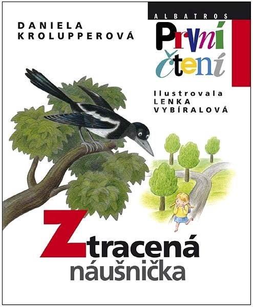 Ztracená náušnička - Daniela Krolupperová