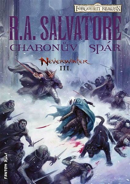 Charonův spár - R. A. Salvatore